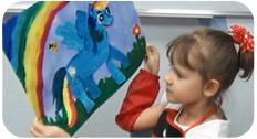 Творческий проект в детский сад или школу