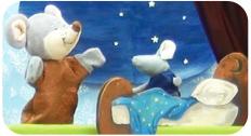 Кукольный театр  «Сказка о маленьком мышонке»